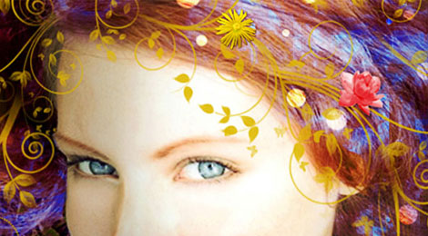 make a nature  inspired portrait in photoshop   stephen marron